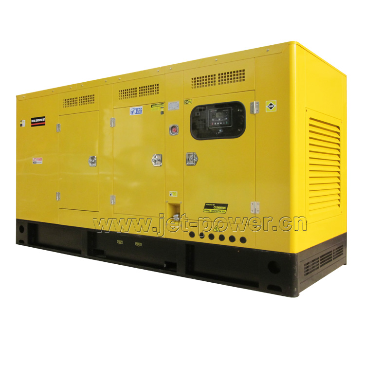 50Hz Cummins Diesel Generator Set Silent type